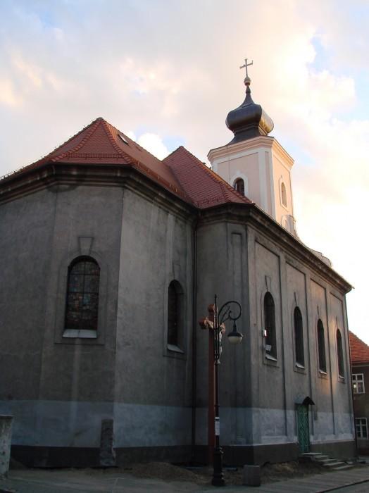 Kościół św. Trójcy w Byczynie