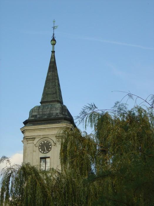 Wieza Ratusza w Byczynie
