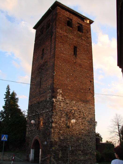 Wieża Bramna Zachodnia tzw. Niemiecka