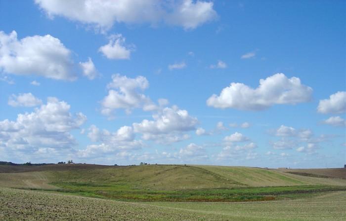 Ziemię uprawną w okolicy Tczewa