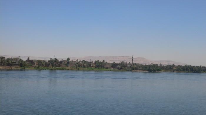 Widok z rzeki