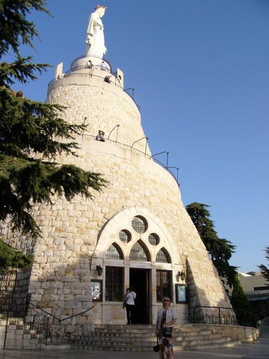 Sanktuarium Matki Boskiej Libańskiej- Harisa