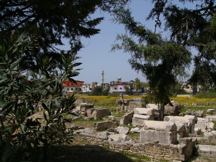 Południe Lbanu- Tyr