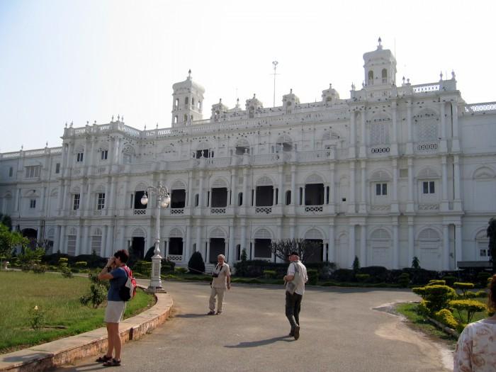 Jai Vilas - Pałac maharadżów Scindia