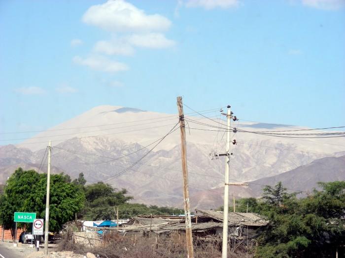 Lotnisko w Nazca