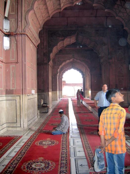 Meczet Dżami Masdżid z 1654r