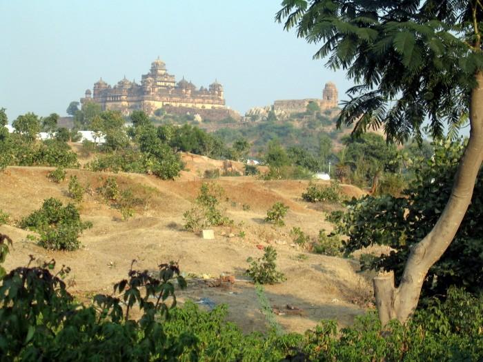 Fort Rani Dżansi - hinduska Joanna d'Arct