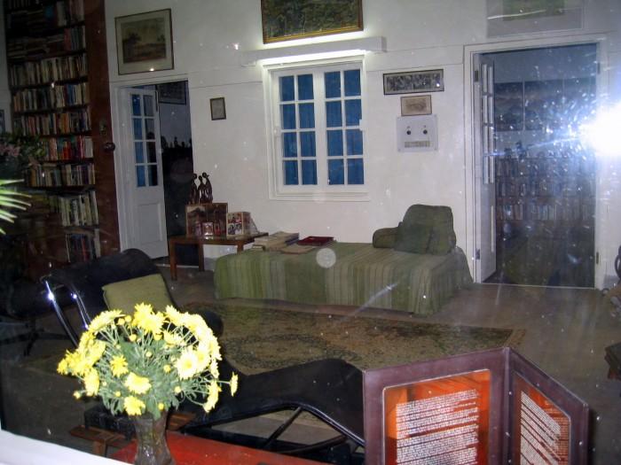 Muzeum - Dom Indiry Gandhi