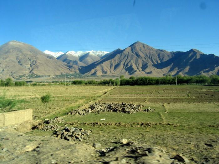 Droga z Lhasy do przełęczy Karo La