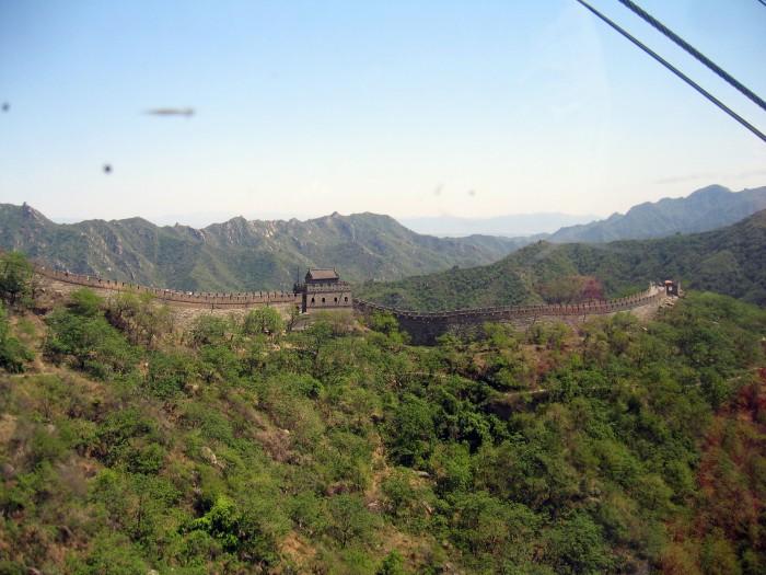 Wielki  Mur Chińskii