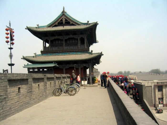 Mury obronne wokół Starego Miasta