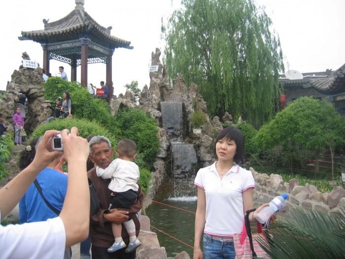 Ogrody w rezydencjirodziny Qiao