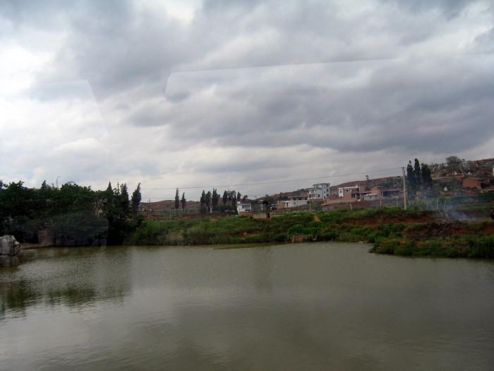 Powrót z Shilin do Kunmingu
