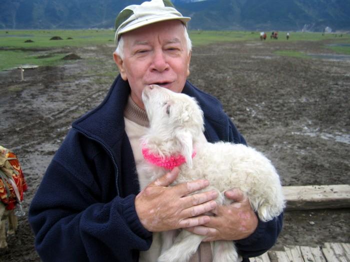 Wzajemna miłość na jeziorze Napa
