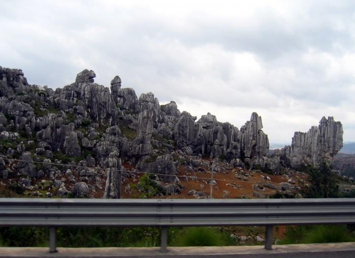 Droga do Kamiennego Lasu