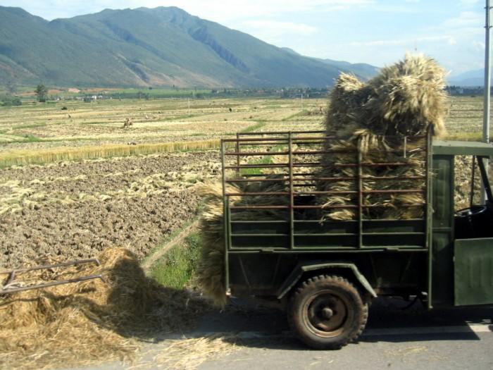 Podróż z Lijiang do Dali