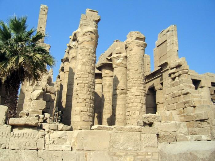 Świątynia Amona /i inne/