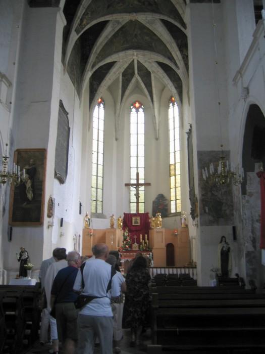 Polski kościół
