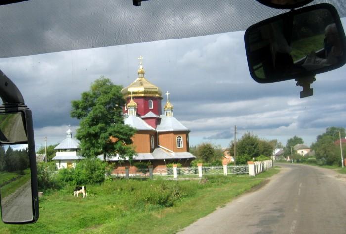 Rozdół_Drohobycz - Podróż
