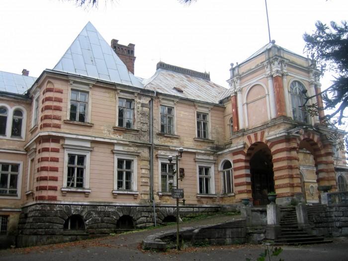Pałac Lanckorońskich