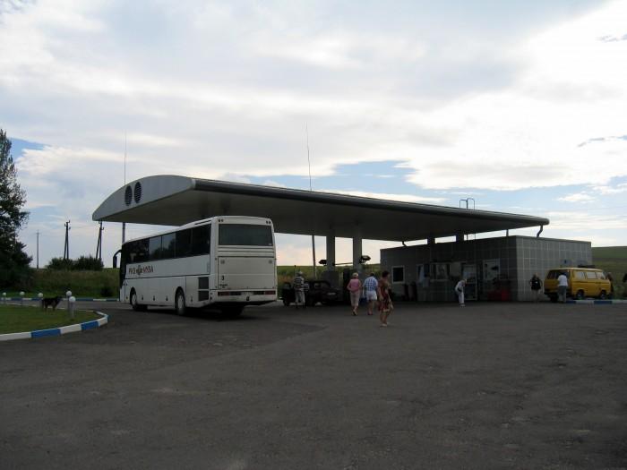 Na trasie Brzeżany_Bibrka