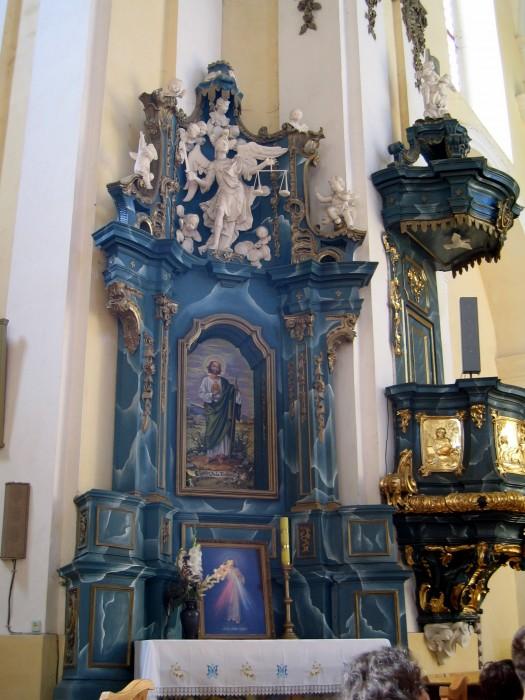 Kościół pod wezw. Wnieb. NMP