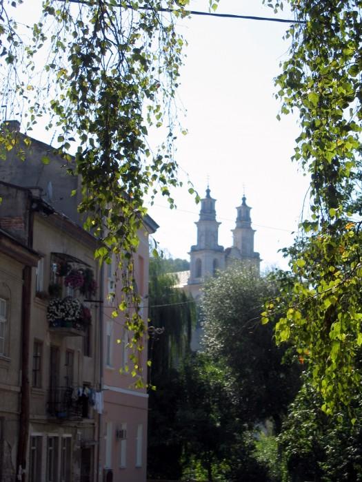 Widoki miasta