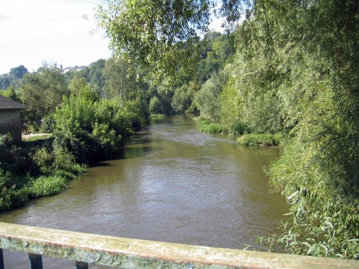 Rzeka Strypa
