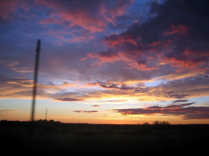 W drodze do Czech