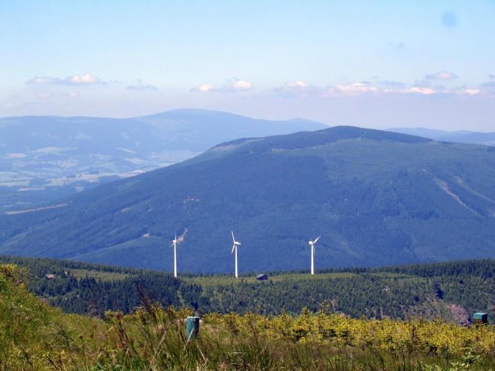 Elektrownie wiatrakowe