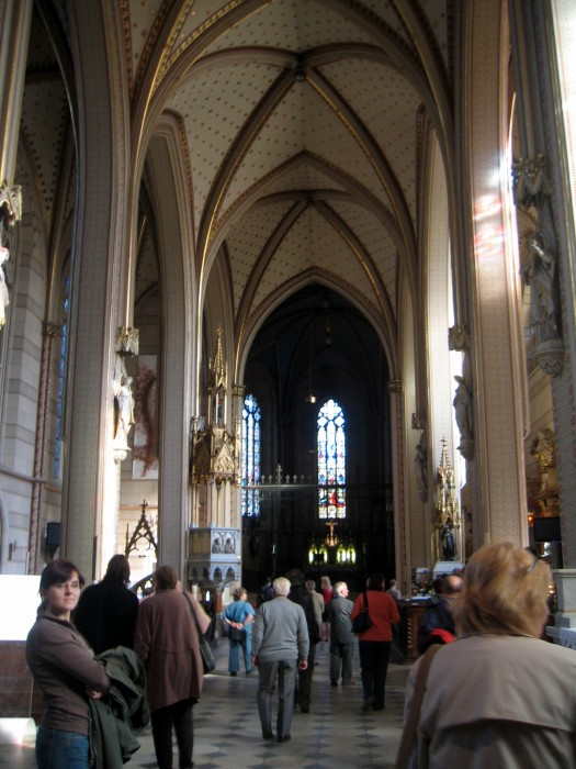 Katedra Św. Wacława - Rom.Baz. z 1131R