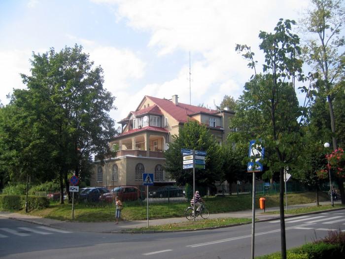 Ulica A. Mickiewicza