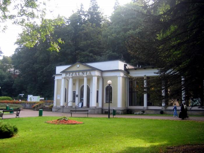 Park Zdrojowy - Pijalnia