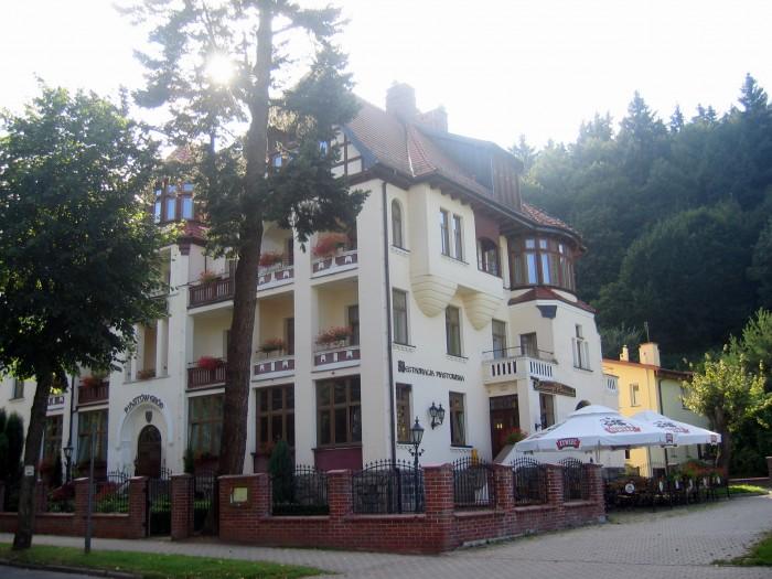 Hotel Piastów Gród