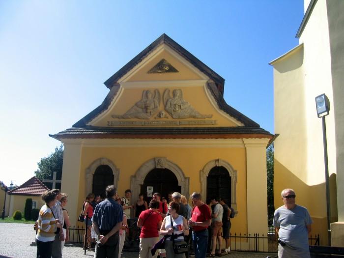 Czermna - Kaplica Czaszek