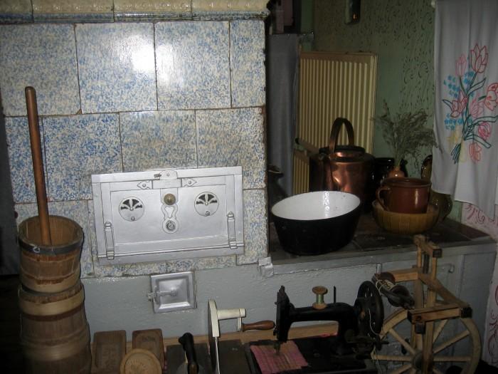 Czermna - Dawna kuchnia