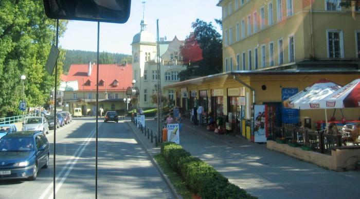 Ulica Zdrojowa