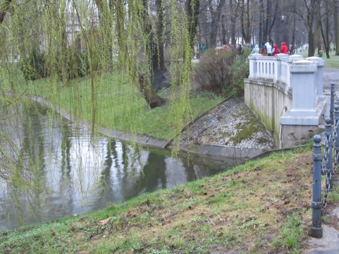 Park imienia Stanisława Staszica
