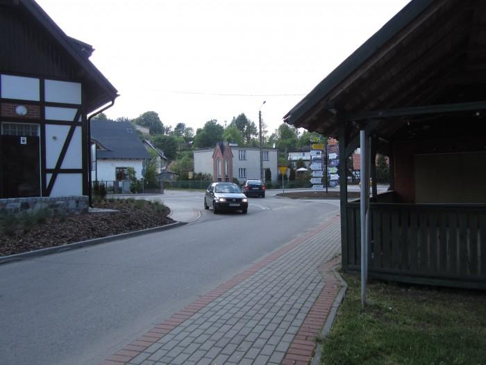 Widoki z miasteczka