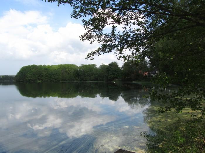Jezioro Białe Kłodno