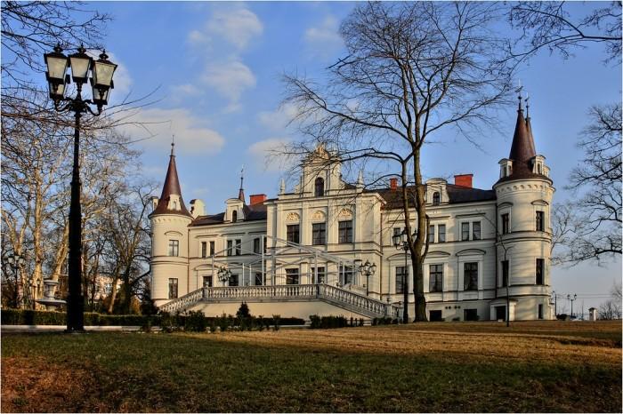 Pałac w Tarcach