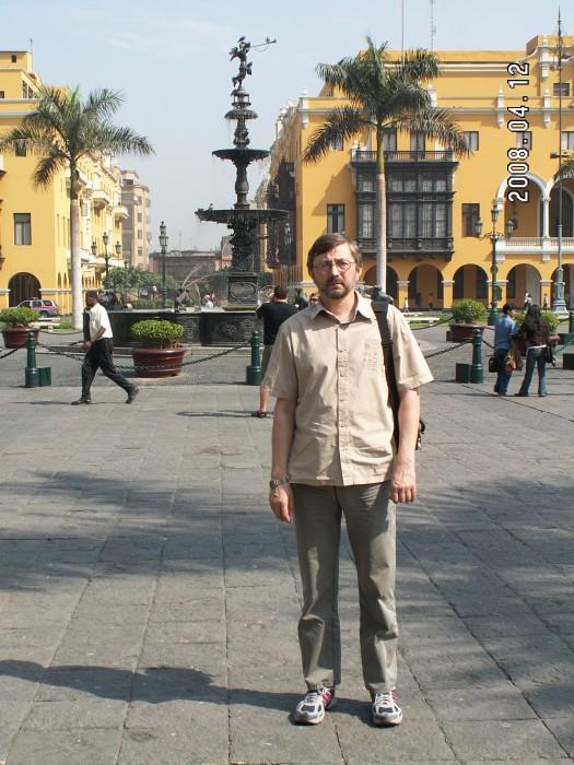 Ja na Placu De Armas